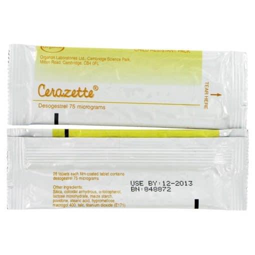Cerazette 3