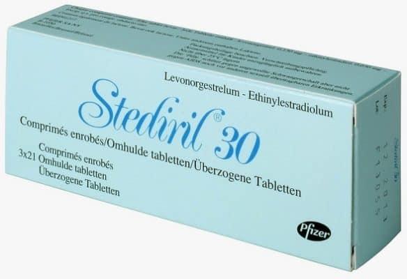 Stediril 30 3
