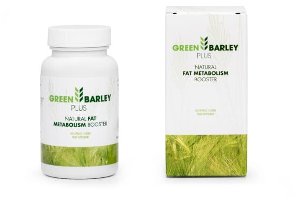 Green Barley Plus: